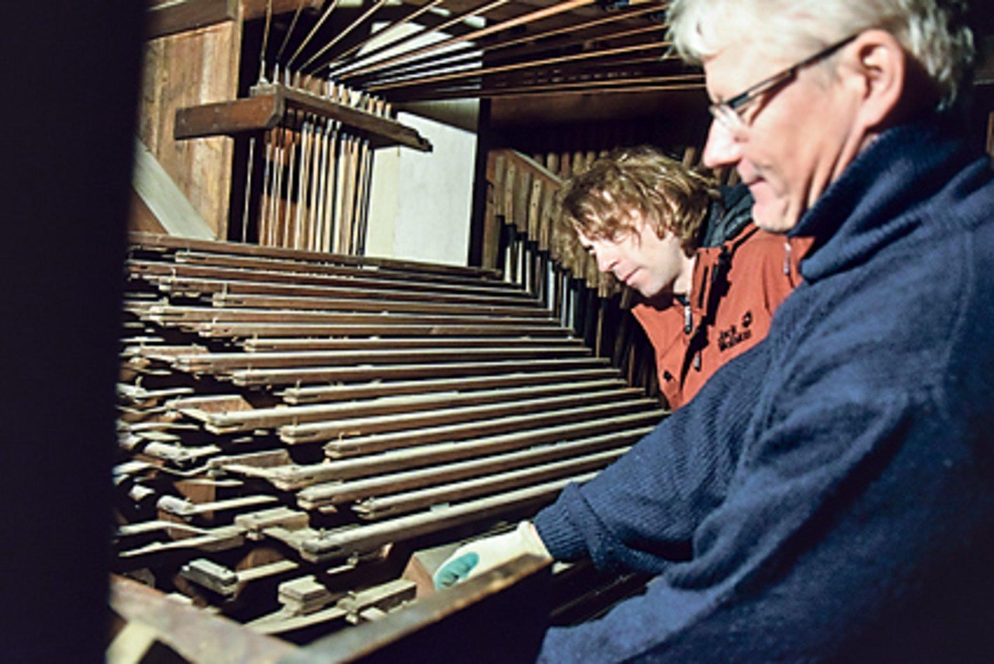 Neue Orgeln Fur Weissenfels