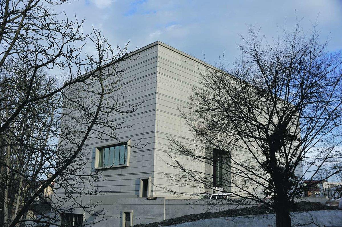 Festwoche Museumsneubau Wird Im April Eingeweiht Das Bauhaus Lebt