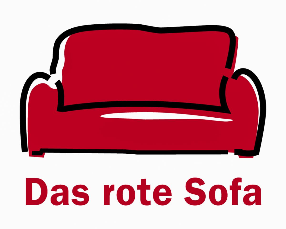 Das Rote Sofa Beim Kirchentag Kirchenzeitungen Laden Zum Gespräch
