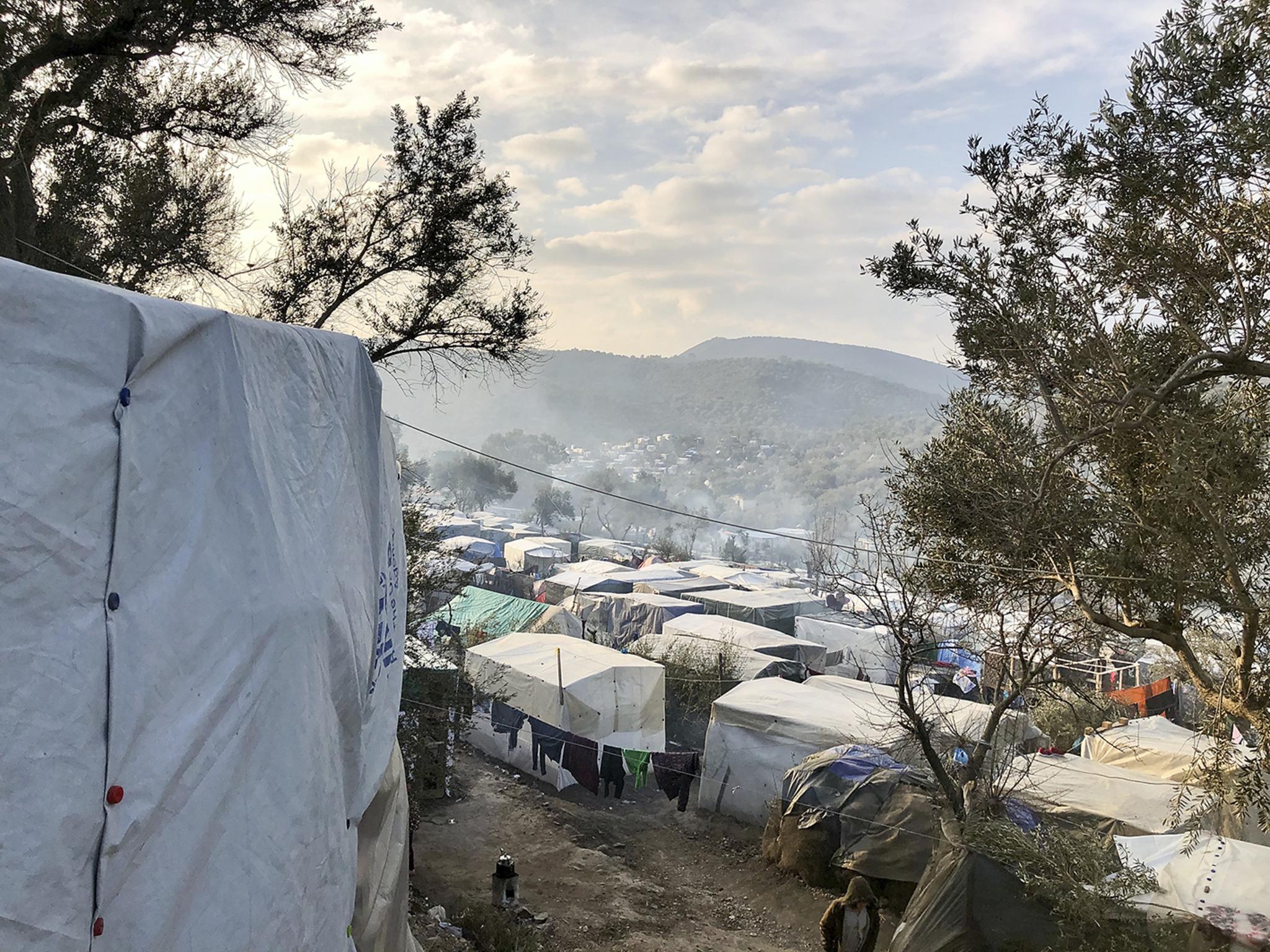 """Lesbos: """"Es ist weit schlimmer als erwartet"""""""